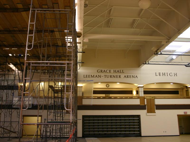 Lehigh University - Grace Hall 1